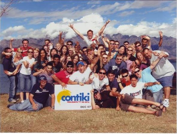 #8 – Contiki Tours