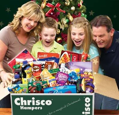 PAULA: Chrisco hampers address