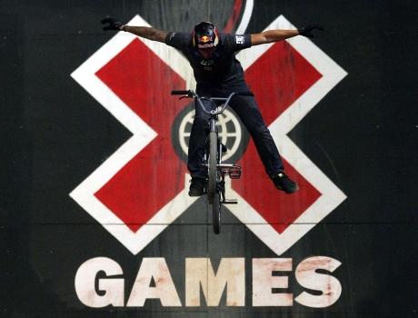 x games bmx