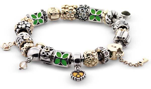 pandora jewellery website
